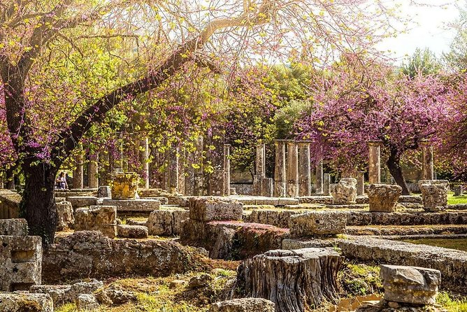 Explore ancient Olympia Full day Private tour