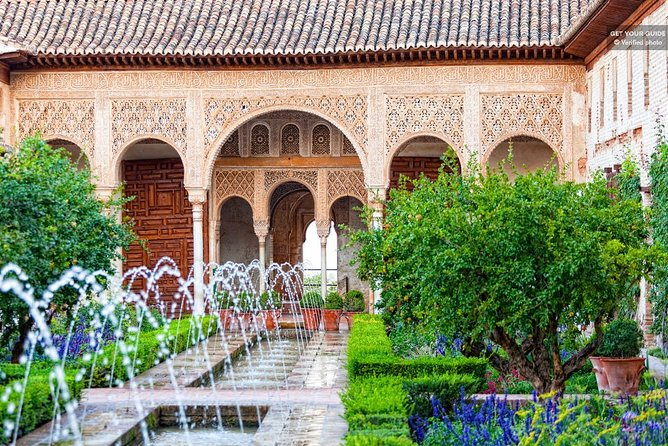 Entrance and Guided Visit to the Alhambra Granada