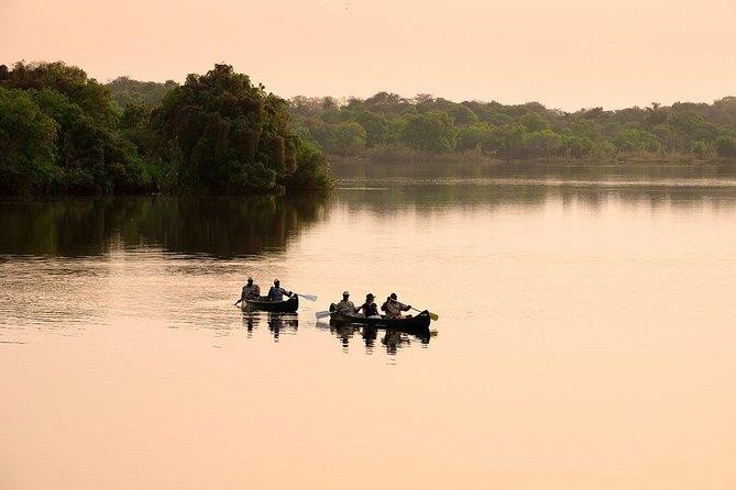 Full-Day Zambezi River Canoeing Experience with Pickup