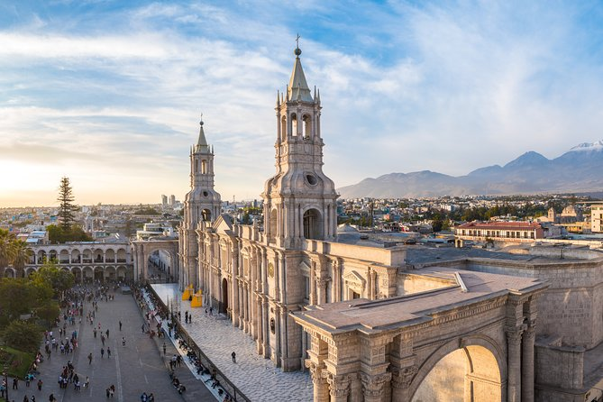 The best of Arequipa walking tour