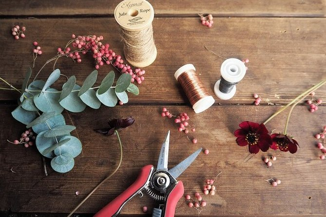 Hone Your Floristry Skills with a Bespoke Florist's Workshops