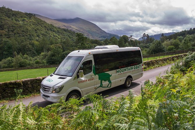 Mountain Goat Full Day Tour: Ten Lakes Tour of the Lake District