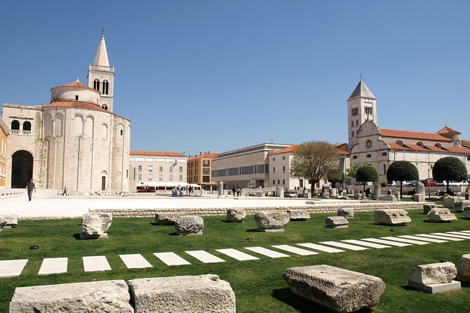 WALKING TOUR ZADAR: Top rated guide, Tastings, Private tour
