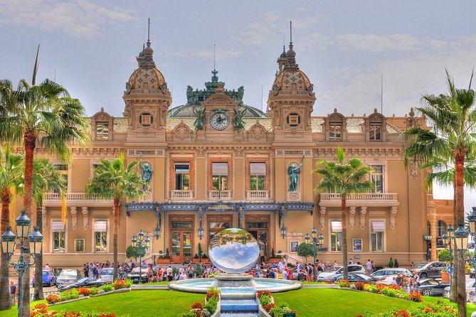 Experience an exciting day in Monaco private tour