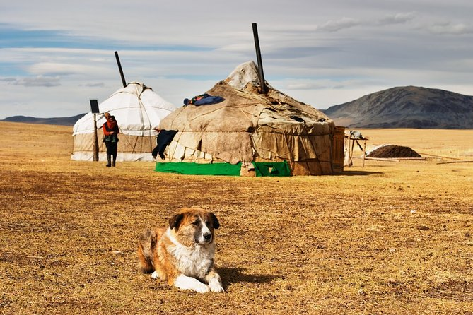 16-Day Group Tour to Russia and Mongolia from Moscow