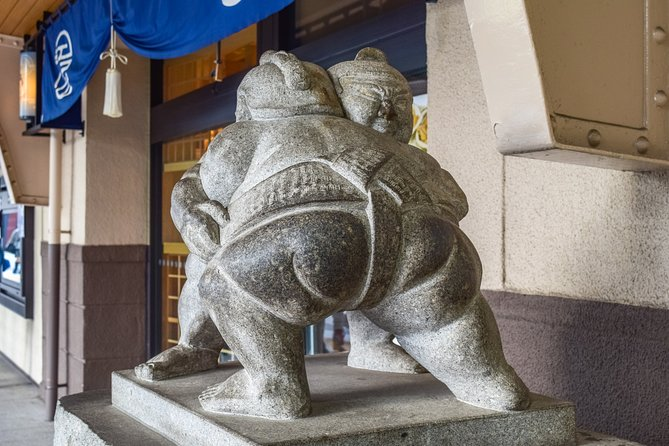 Private Tour - Let's take a look at the life of a Sumo wrestler in Ryogoku!