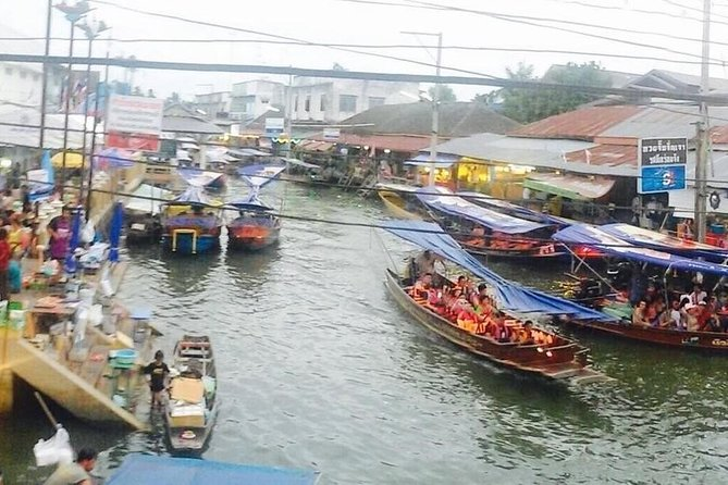Private Pattaya Floating Market, Art In Paradise& Kaan indicate Pattaya Day Tour