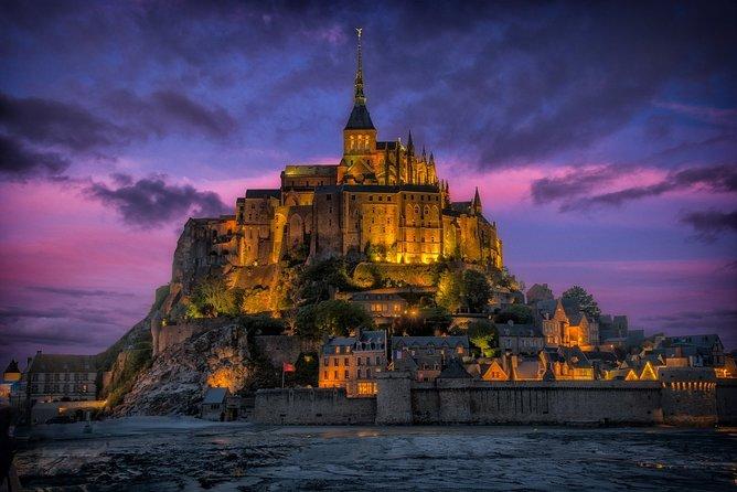 Fabulous Mont-Saint-Michel full day private tour