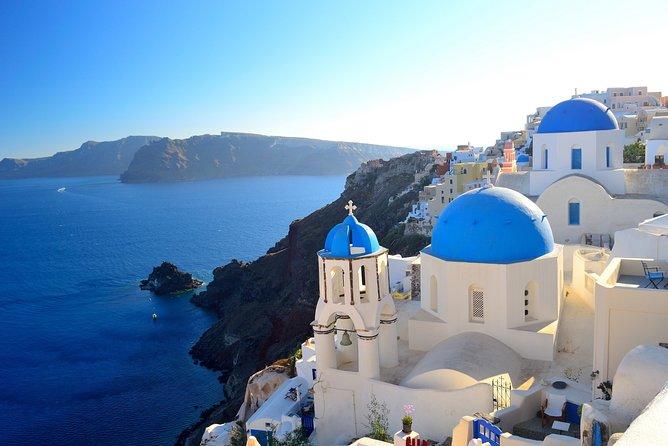Private Santorini Tour: Caldera, Akrotiri and Oia Village