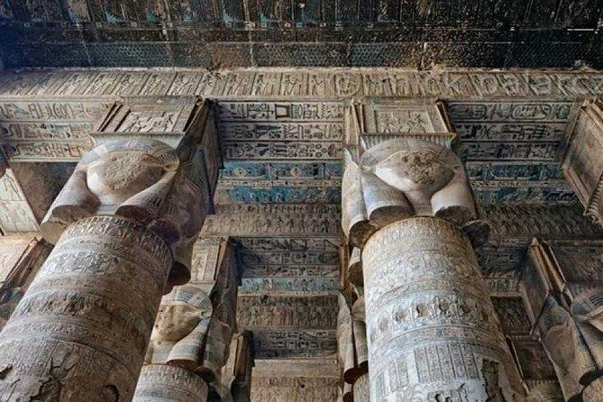 Dendarah & Abydos temple