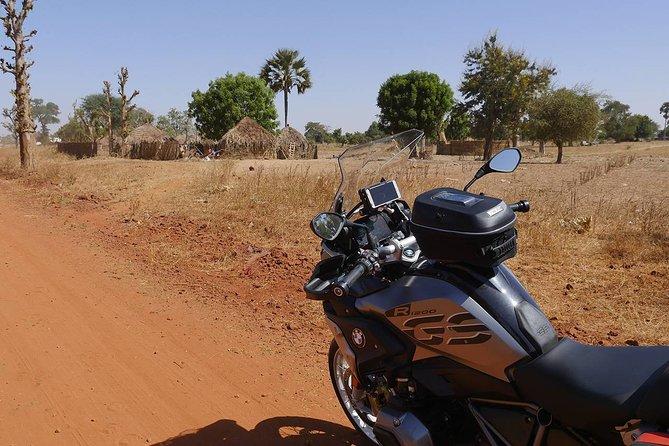 Motorcycle raid