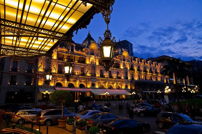 Private Night Tour: Monaco Dine Out