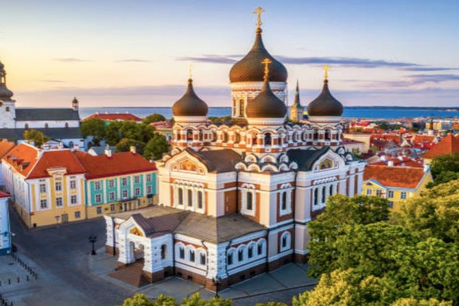 Tallinn Shore Excursion: Small Group Tastes Of The USSR