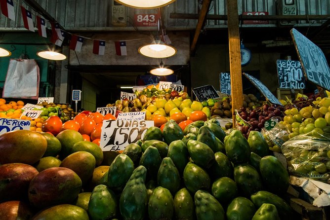 4-Days Deluxe Culinary Experience at Santiago de Chile