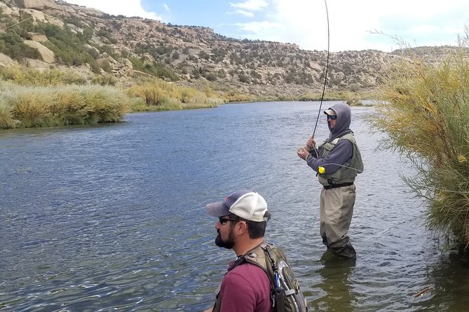 Private Full-Day Fishing Experience in San Juan River