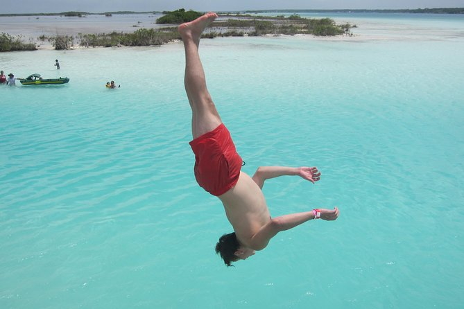 Blue Lagoon Bacalar Private Tour