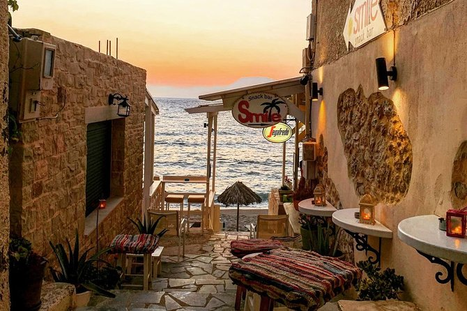 Matala & South Crete Escape with Local Food & Wine - VIP Private Tour
