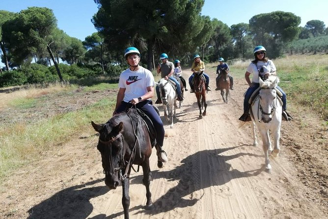Family Horseback Riding in Parque Doñana, Sevilla, Spain