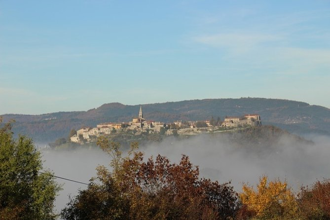 Delicacies of Central Istria - history and food tour
