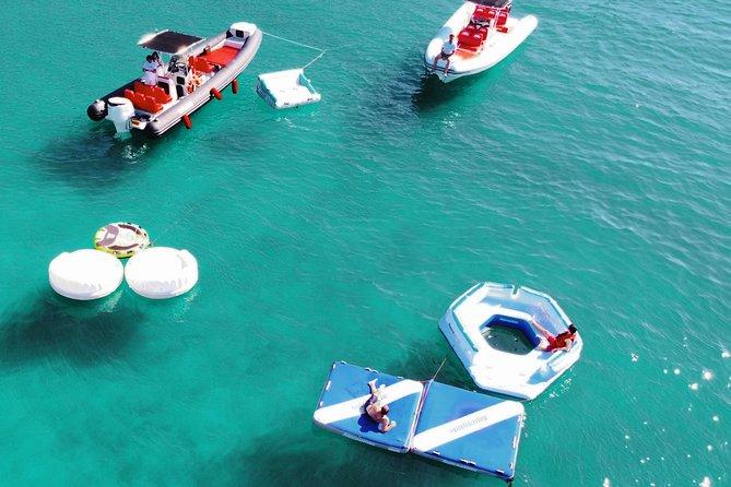 Floating Island | Boat Tour ( Portovenere, Cinque Terre or Lerici )
