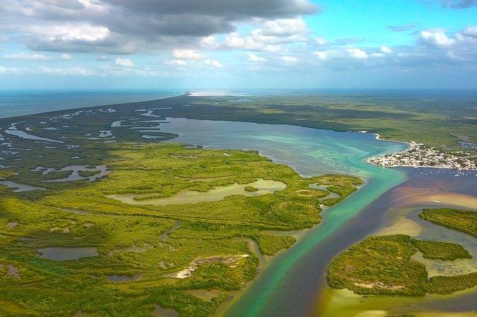 Pink Coast: Cancunito, Las Coloradas & Crocodiles Tour