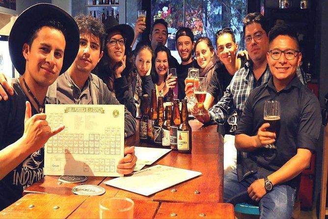 Private Tour: Quito's Original Craft Beer Tour