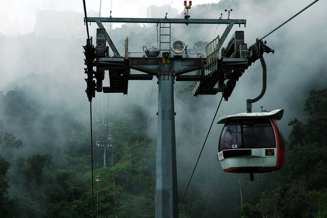 Genting Highlands Day Trip En-Route Batu Caves (15 Mins Photo-Stop Only)