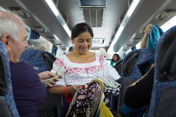 Semi-Private Tour: Otavalo Half Day Tour