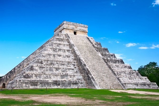 Chichen Itza Cenote Ik Kil And Coba Private Tour From Cancun