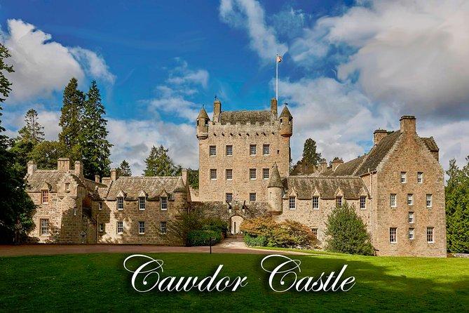 Culloden Battlefield, Clava Cairns & Cawdor Castle