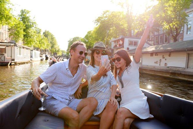 Half-Day Private Boat Tour in Amsterdam