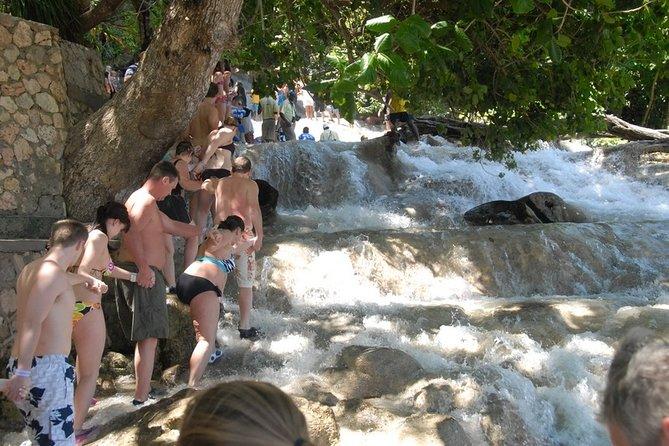 Dunns River Falls and Beach Break