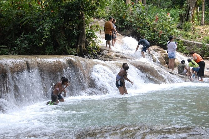 Dunn's River Falls Tour from Ocho Rios