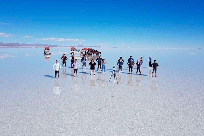 Uyuni Salt Flats Full Day - English Speaking Guide