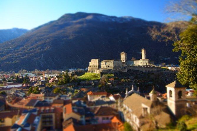 Lugano and Bellinzona private full-day tour