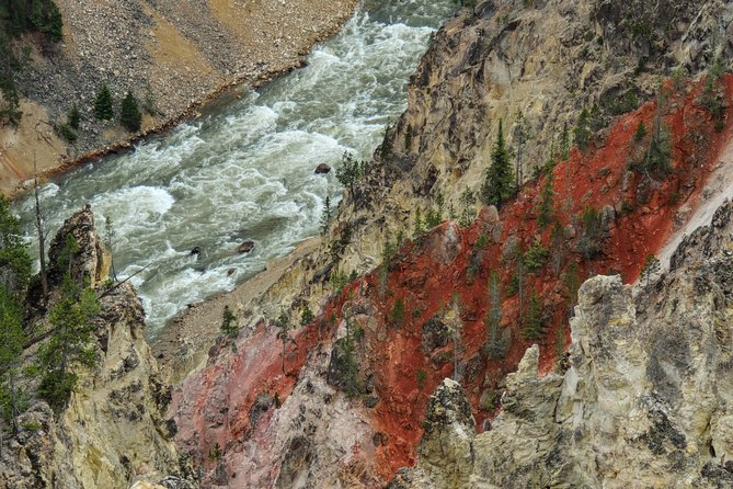 Yellowstone Private Guided Day Hike: The Rugged Seven Mile Hole Trail