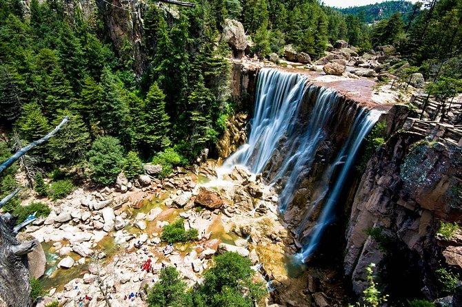 Tour Cascada de Cusárare