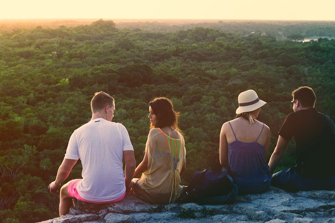 4 PLACES in 1 DAY: Coba, Tulum, Playa del Carmen and Cenote