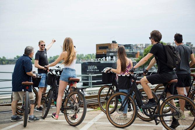 Montreal Bike & Spa Wellness Experience
