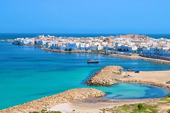 Mahdia Turquoise beaches