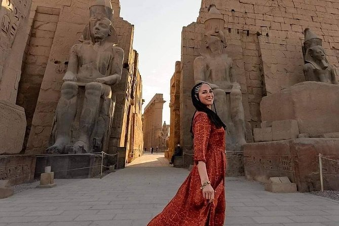 3 nights Tour to Luxor from Cairo by Sleeper Train