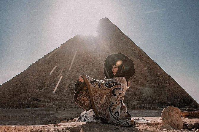private Day Tour To Giza Pyramids, Memphis City, Dahshur And Sakkara Pyramids