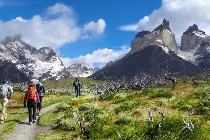 7 days Self-Guided W Trek discovering Torres del Paine National Park