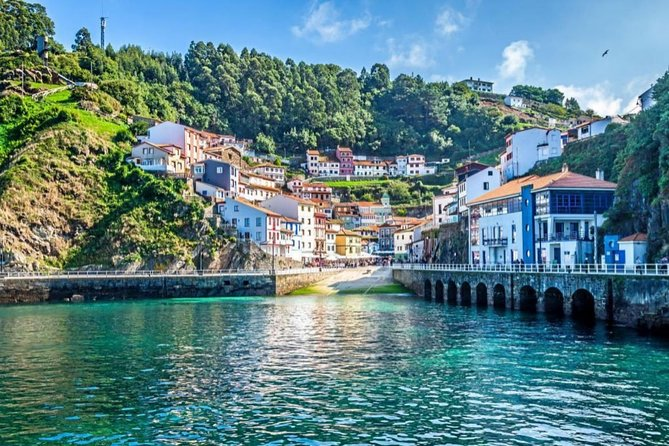 Full-Day Cudillero and Luarca Private Tour from Gijon
