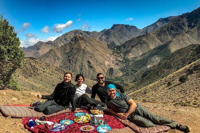 Mount Toubkal Climb 2 Days from marrakech