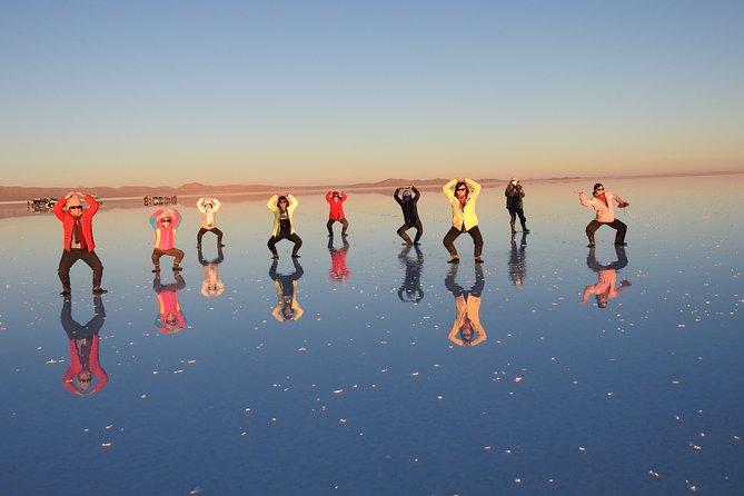 Uyuni Salt Flats 3 Day Tour from La Paz city
