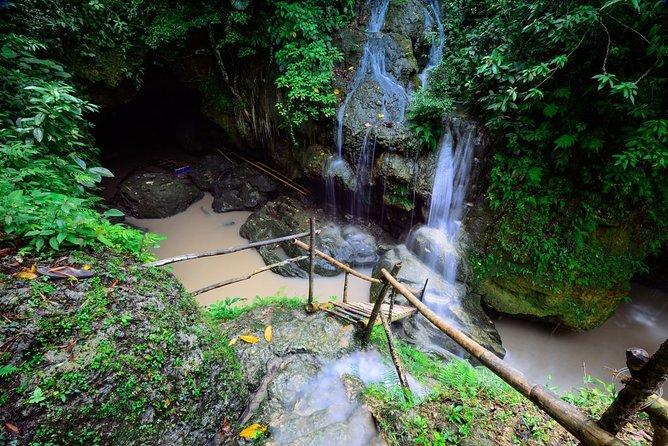 Jovellar Cave, River & Falls in Bicol