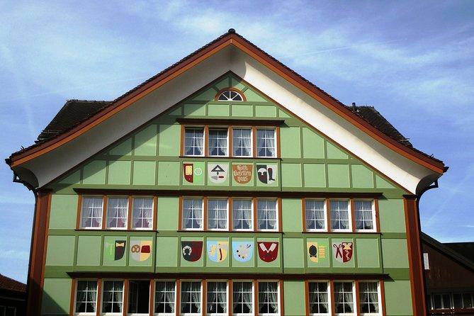 Appenzell and Liechtenstein Tour from Zurich