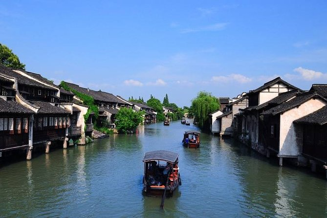 Wuzhen and Xitang Private Amazing Day Tour from Suzhou with Drop off Option