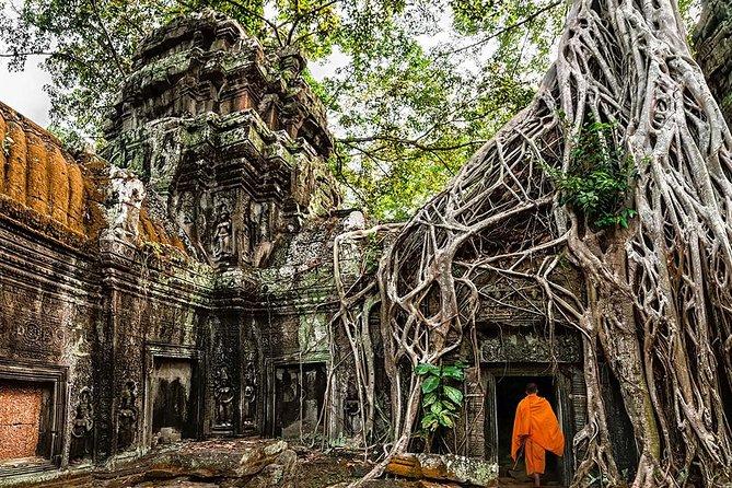 4-day Highlights of Siem Reap Phnom Penh